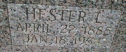 Hester L. Surratt
