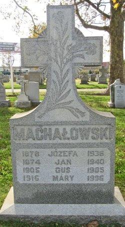 Jozefa Machalowski