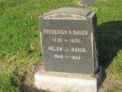 Elder Frederick Augustus Baker