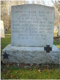 """Jarius Davis """"Jairus"""" Clark"""