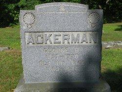 George H. Ackerman