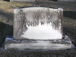 """Virginia """"Jenny"""" <I>Wood</I> Jones"""