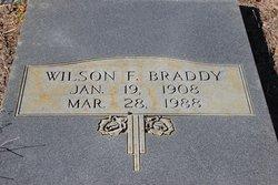 Wilson F. Braddy