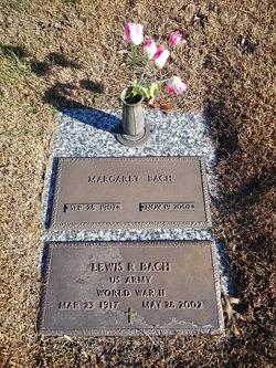 Lewis R. Bach