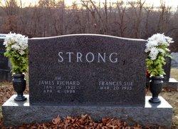 """James Richard """"Jim"""" Strong"""
