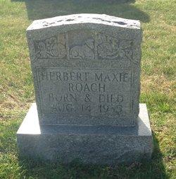 Herbert Maxie Roach