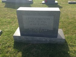 Lester Wilson