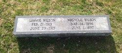"""Linnie """"Limmie"""" Wilson"""