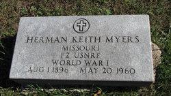 Herman Keith Myers