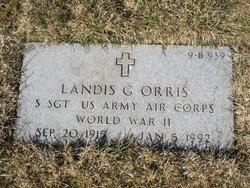 Landis Gerald Orris