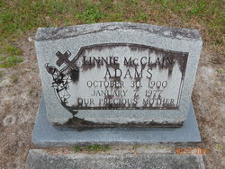 Linnie McClain Adams