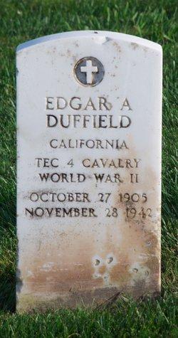 "Edgar Alexander ""Ted"" Duffield"