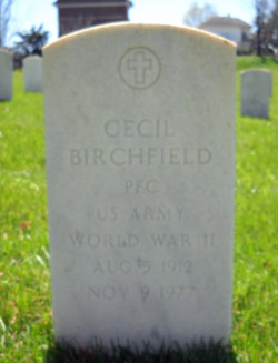 Cecil Birchfield