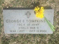 George E Tompkins Jr.