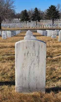 Betty Jane <I>Weeks</I> Dahlen