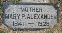 Mary Jane <I>Publetis</I> Alexander