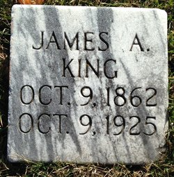 James A. King