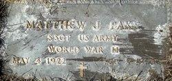 Matthew John Pake