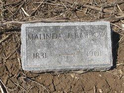 Malinda Jane <I>Lee</I> Barlow