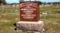 Thomas Omer Lambertson