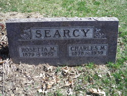 Charles M Searcy