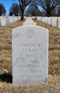 Erwin B Curry