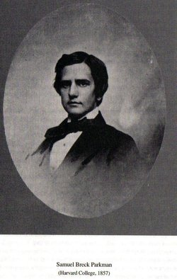 Lieut Samuel Breckenridge Parkman