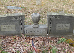 Edith <I>Johnson</I> Carver