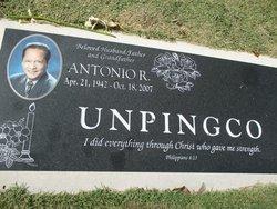 Antonio Reyes Unpingco