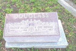 "Catherine Honor ""Katie"" <I>Hennington</I> Douglass"