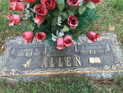 Betty Carolyn <I>Edgar</I> Allen