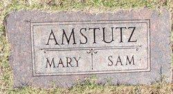 Mary M. <I>Clark</I> Amstutz