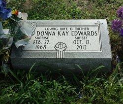 Donna Kay <I>Jackson</I> Edwards