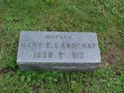 Mary Euphemia <I>Kleinhenz</I> Landgraf