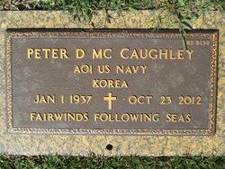 Peter D. McCaughley, Sr