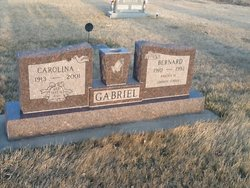 Carolina Barbara <I>Meier</I> Gabriel