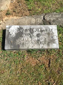 Benjamin Callaway Akins