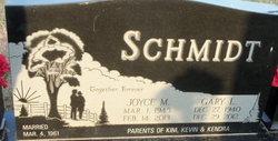 Joyce Mae <I>Eilts</I> Schmidt