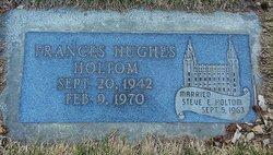 Frances <I>Hughes</I> Holtom