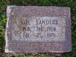Roy Sanders