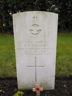 Sgt Percy George Crosbie
