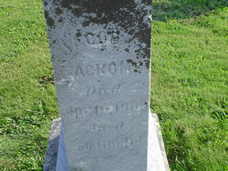 Jacob F. Ackom