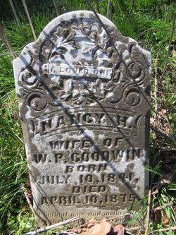 Nancy <I>Little</I> Goodwin