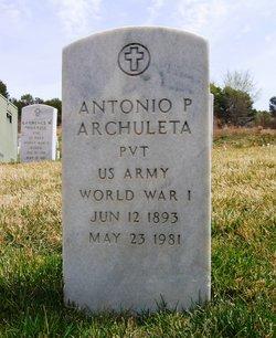 Antonio Archuleta