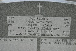 Mary <I>Swartz</I> Szala