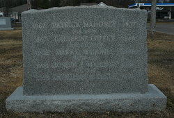 Catherine M. <I>McCue</I> Mahoney