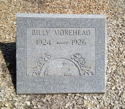 Billy Morehead