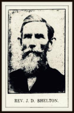 Rev James D Shelton