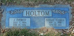 Jesse Everett Holtom