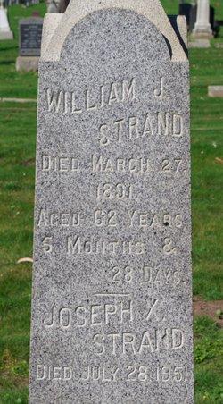 Joseph Xavier Strand